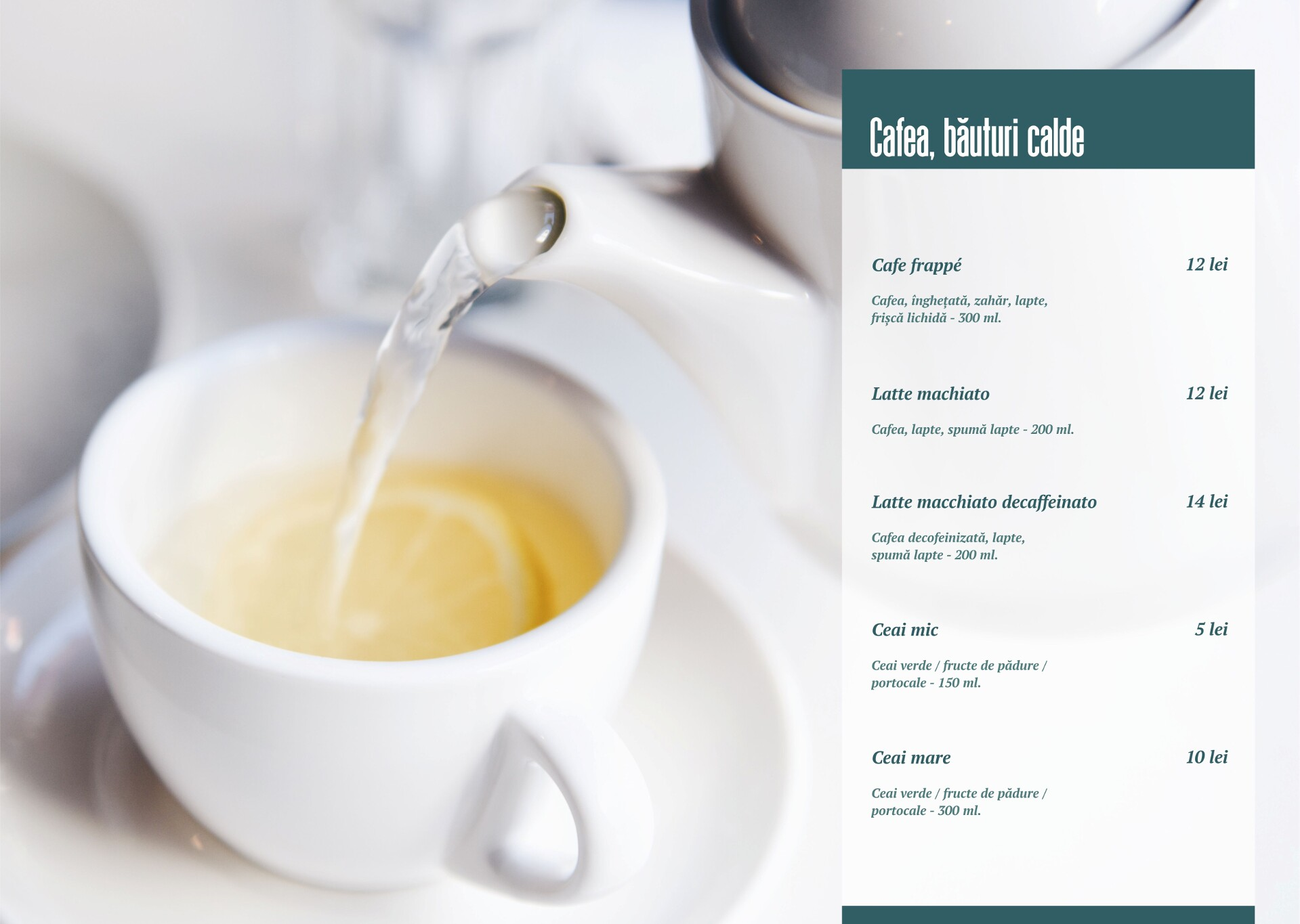 Cafea, băuturi calde - pagina 2