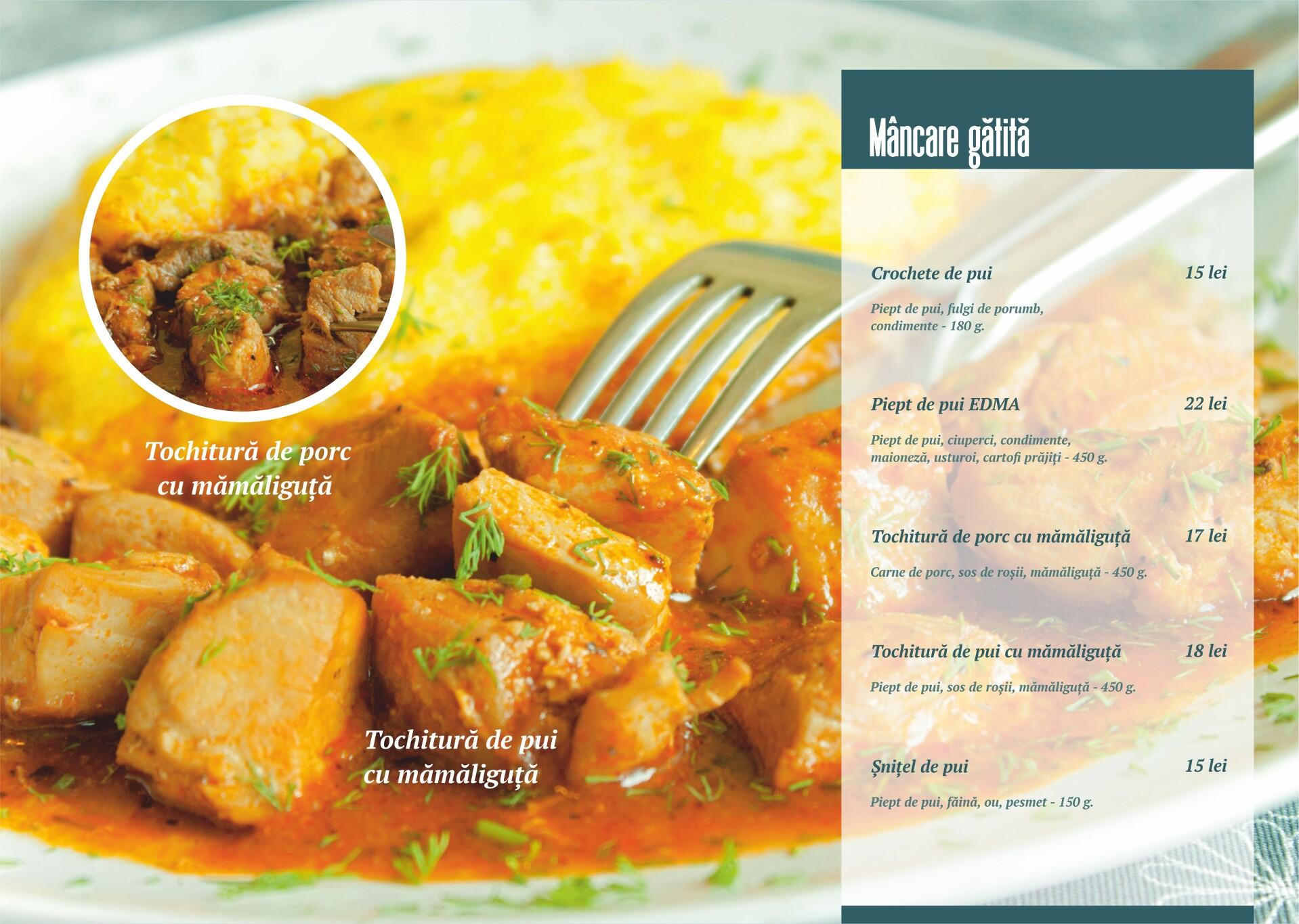 Mâncare gătită - pagina 2