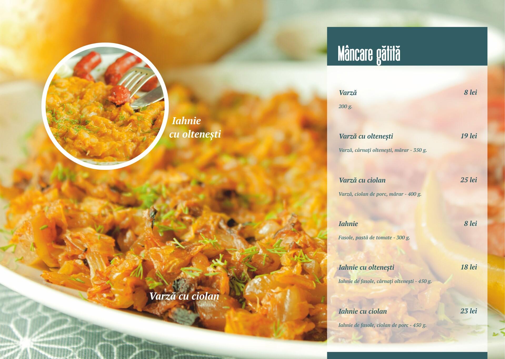 Mâncare gătită - pagina 3