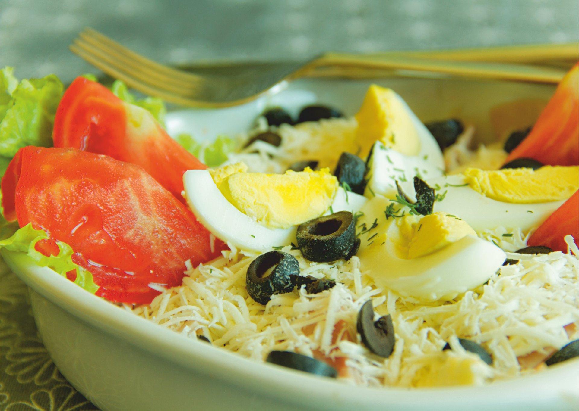 Slide Salate aperitiv